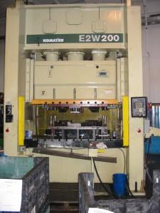 200 Ton E2WR